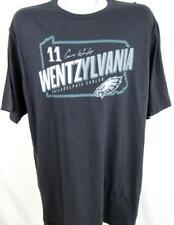 Philadelphia Eagles Men's 2XL or 3XL Carson Wentz Wentzylvania T-shirt AEAG 156