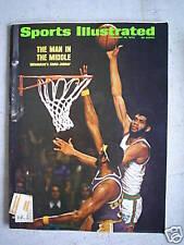 1973 Sports Illustrated Magazine Kareem Abdul Jabbar