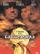 La Cucaracha DVD Eric Roberts Joaquim De Almeida Tara Crespo