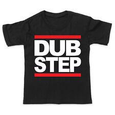 Dub Passo Run DMC-HIP HOP-ragazzi ragazze bambino t-shirt