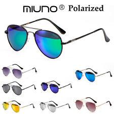 Polarized Kinder Sonnenbrille Polarisiert Aviator 3025k 100% UV Schutz Metal