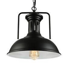 Industrial Metal Pendant Lamp Vintage Loft Barn Ceiling Lighting Fixture Lamp