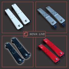 """Piedi CON RUOTE (coppia) per adattarsi a tutti i """"NOVA Live R"""" elettrici pannelli radianti"""