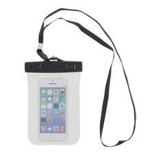 Tasche für Samsung Wasser Regen Schutz Freibad Strand Handy Hülle Smartphone