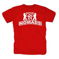 Hells Angels Nomads 81 Support World Eightyone Big Red Machine Berlin 666 S-XXXL
