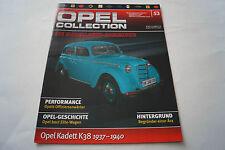 Sammelheft Begleitheft Opel Collection *nur Heft* keine Autos