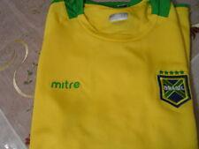 NEW  BRASIL SOCCER FOOTBALL JERSEY BY MITRE SZ L