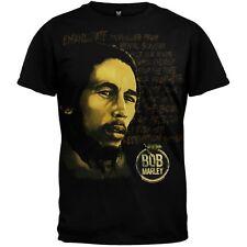Bob Marleyemption Adult Mens T-Shirt