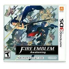 Fire Emblem: Awakening (Nintendo 3DS, 2013)
