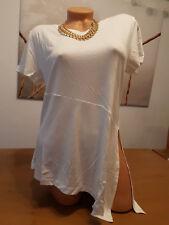 Laura Scott Damen 2in1 Optik Shirt Top Gr. 32/34 - 44/46 wollweiss NEU
