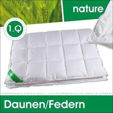 Vierjahreszeiten Daunendecke Combi Decke mit 90% Daunen und 10% Federn