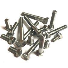 M7 x 1 mm pitch Metrica Esagonale Setscrews 303 ACCIAIO INOX - 7 mm i bulloni a testa esagonale