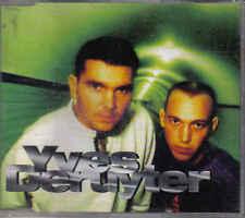 Yves de ruyter- Outsiders cd maxi single