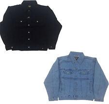 Men's Denim Cowboy Jacket(chamarra vaquera de mezclilla sin borrego)