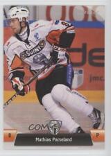 2011-12 Cardset Finland SM-Liiga #194 Mathias Porseland Rookie Hockey Card