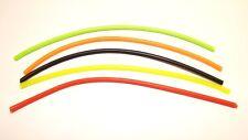 TUBO di estensione in silicone colori assortiti in lunghezze 30 cm DA FLYMAKERS
