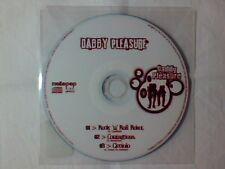 DADDY PLEASURE Rock 'n' roll robot cd singolo PR0M0 RARISSIMO ALBERTO CAMERINI