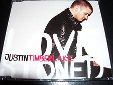 Justin Timberlake LoveStoned / Love Stoned Australian 4 Track CD Single