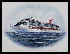 Original Art Work ...ms CARNIVAL VALOR ...CCL... cruise ship