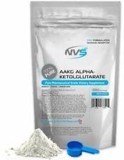 NVS 100% AAKG Powder L-Arginine Alpha-Ketoglutarate Pharmaceutical NONGMO USA