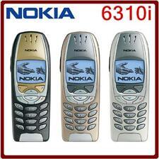 Unlocked Nokia 6310i 2G GSM Tri-band Bluetooth Classical Cellphone Original