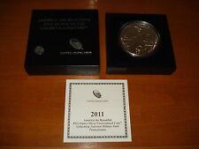 Gettysburg 5 Ounce Silver Quarter Dollar (NP6)