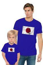 Japan Koi Carp Fish Art Flag Adults Man & Women & Kids T-Shirt