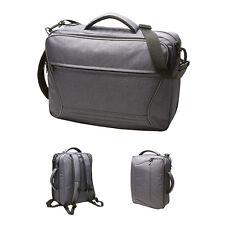 Halfar Combibag Attention Businesstasche Rucksack versenkbare Träger Bodenfüße