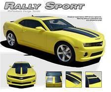 Original Exact Factory Style Rally Racing Stripes 3M Vinyl Hood 2010-2013 Camaro