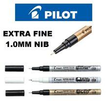 Extra Fine 1.0mm  Pilot Super Color Marker Pen Metallic Paint Markers Ink Pens