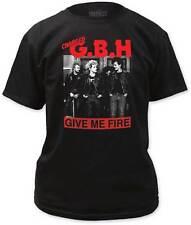 G.B.H. - Give Me Fire - T SHIRT S-M-L-XL-2XL Brand New Official T Shirt