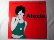 "ALEXIA The music i like 12"" ROBYX ITALO ZONE"