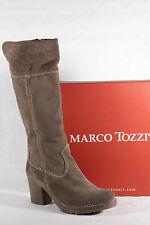 Marco Tozzi Damen Stiefel Stiefelette Winterstiefel beige Echtleder Neu!!!