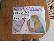 COZY Side Sleeper Pro Pillow CASE  PLEASE READ DESCRIPTION!!
