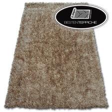 """Teppich angenehm zu berühren """"SHAGGY LILOU"""" beige - gute Qualität Polyester"""