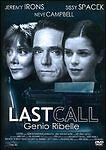 LAST CALL - GENIO RIBELLE - FILM DVD NUOVO SIGILLATO
