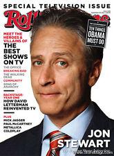 Rolling Stone Magazine 1140 Jon Stewart 9-29-2011