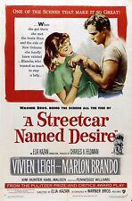 A Streetcar Named Desire 1951 Vintage Movie Poster A0-A1-A2-A3-A4-A5-A6-MAXI 415
