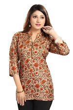UK STOCK - Indian Pakistani Kurta Tunic Top Shirt Women SC2501 (Without Label)