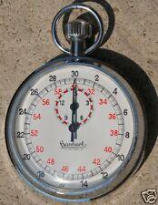 RARO CRONOMETRO 1/10 secondo HANHART ottime condizioni