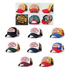 Gaze Junk Runners Herren Damen Basecap Mützen Baseball Cap Kappe Trucker Hüte