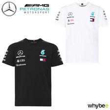 2018 Mercedes-AMG F1 Lewis Hamilton Kids Team T-Shirt Children's Boys Junior