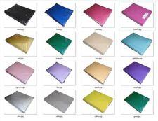 25 x pliée table couvre les parties et les mariages Choix Couleur