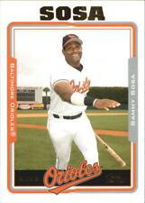 2005 Topps Update Baseball Card Pick From 1-252