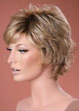 Ladies Short Tousled layers Honey & Light Blonde Fashion Wigs