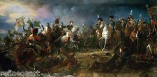 François Gérard The Battle of Austerlitz Giclee Canvas Print