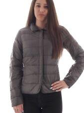 CMP chaqueta Plumón funcional con cuello marrón de aislamiento liviando