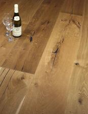 Rectory 260mm Wide long Plank Light Oak Engineered Wood flooring