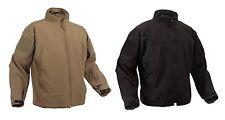 Covert Ops Light Weight Soft Shell Jacket Tactical Waterproof Lightweight Coat