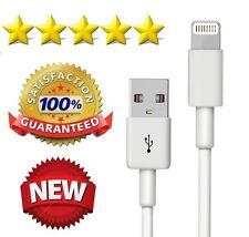 NEUF USB charge câble câble métallique pour iPhone 5 5C 5S iPod Nano7 Touch